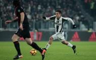 Chùm ảnh: Trả xong nợ cho Milan, Juventus vào Bán kết Copa Italia
