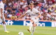 Khả năng chuyền bóng siêu việt của Toni Kroos