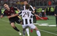 Phục hận thành công, Juventus hiên ngang tiến vào Bán kết Copa Italia