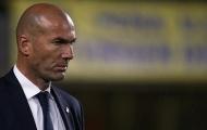 Zidane không tìm ra ai để đổ lỗi sau trận hòa Celta Vigo