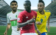 10 ngôi sao trở về sớm sau khi bị loại khỏi CAN 2017