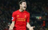 Liverpool tìm được người thay James Milner