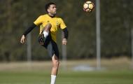 Mặc đại gia Trung Quốc lôi kéo, Alves vẫn miệt mài luyện tập cùng Juventus