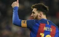 Thống kê: Năm 2017, Messi 'khủng' nhất Tây Ban Nha