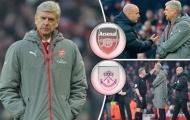 Wenger sẵn sàng đón án phạt của FA vì xô trọng tài