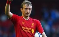 Lucas Leiva: Chiến binh thầm lặng của Liverpool