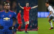 "Top 10 ""chân chuyền"" xuất sắc nhất Premier League 2016-2017"