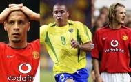 12 chấn thương kỳ lạ trong thế giới bóng đá: Costa va cột gôn, Ronaldo bầm mắt vì micro