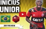 Vinicius Junior - Neymar mới khiến cả châu Âu phát sốt