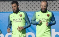 Barca nhận tin vui trước đại chiến Atletico