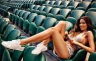 Jessica Ziolek - Bạn gái xinh tuyệt trần của sao Napoli