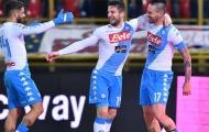 Napoli, hãy mang Real Madrid đến đây!