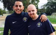 Bóng đá Trung Quốc dưới con mắt của HLV học việc