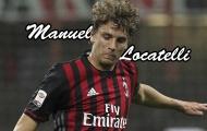 Góc tuyển trạch: Gặp gỡ Manuel Locatelli - thế hệ tiền vệ Ý đẳng cấp kế tiếp
