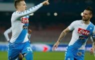 Vượt ải Genoa, Napoli sẵn sàng đương đầu với Real Madrid