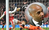Bình vụ 'bàn tay bẩn', Thierry Henry bị ném đá trên mạng
