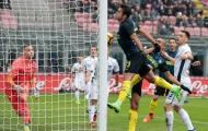Vắng Icardi, Inter vẫn nhẹ nhàng đả bại Empoli hai bàn không gỡ
