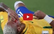 Những khoảnh khắc 'hổ báo' ít thấy của bộ 3 Messi-Suarez-Neymar