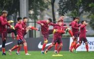 Bóng đá Trung Quốc lại gây sốc