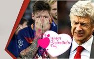 Vào ngày này   14.2   Valentine buồn của Barca và bóng đá Anh