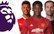 Đội hình Ngoại hạng vòng 25   Premier League 2016/17