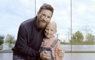 Messi gây quỹ xây bệnh viện hiện đại bậc nhất thế giới