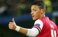 Mặc CĐV chỉ trích, Oezil sẽ không quay lưng với Arsenal