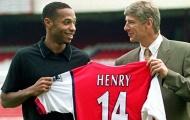 10 ứng viên thay thế Wenger: Henry hay Benitez?
