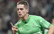 Cầu thủ chạy cánh Ligue 1 mơ ước được khoác áo Man United