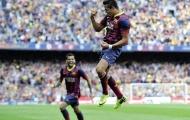 Góc siêu phẩm: Sanchez bắn mũi tên xuyên phá vào lưới Atletico