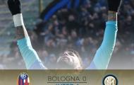 Chùm ảnh: Gabigol mở 'tài khoản', Inter Milan nhọc nhằn có 3 điểm