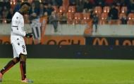 Lại ăn thẻ đỏ, tương lai Balotelli bất định