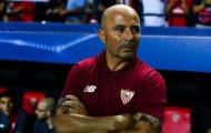 Sampaoli lần đầu nói về tin đồn dẫn dắt Barcelona