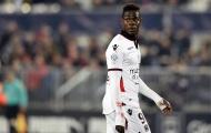 Vòng 26 Ligue 1: Nice thắng nhọc trong ngày Balotelli dính thẻ đỏ trực tiếp