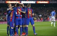 Chùm ảnh: Barca thắng lợi thót tim trước Leganes