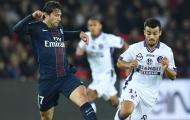 Vắng Di Maria, PSG hòa thất vọng Toulouse