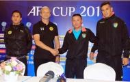 18h00 ngày 21/2, Hà Nội vs Ceres Negros: Đội chủ nhà quyết thắng