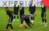 Casillas bị đồng đội 'quần' tơi tả trước giờ chiến với Juventus