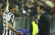 Chưa đá, Juventus đã 'đốt lưới' trước Porto 1 bàn