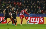 Công cùn thủ kém, Leverkusen đại bại trước Atletico