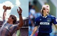 Vì sao Maradona không gia nhập Tottenham?