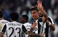 Allegri hài lòng với sự trưởng thành của Juventus