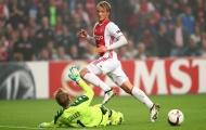 Liverpool công khai mong muốn có 'sát thủ' của Ajax