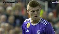 Màn trình diễn của Toni Kroos vs Valencia
