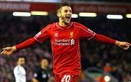 Sao Liverpool chính thức xác nhận về bản hợp đồng mới