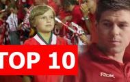 Top 10 khoảnh khắc hay nhất của Liverpool trong Will 2011