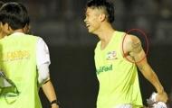 Điểm tin bóng đá Việt Nam tối 24/2: Giải mã ý nghĩa hình xăm độc của Công Phượng