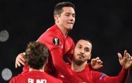 Điểm tin tối 24/02: M.U nhẹ gánh tại Europa League; Isco khiến Zidane nổi giận
