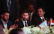 Messi được tiếp đón như ông hoàng tại Ai Cập