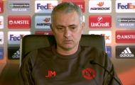 Sau bốc thăm, Mourinho ngán ngẩm với lịch thi đấu
